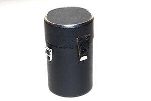 Vivitar Japan Objektivtasche / Köcher / Hard Case 75x120mm (gebraucht)
