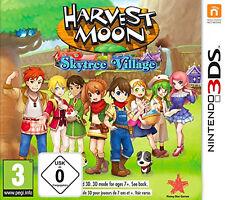 Nintendo 3DS 2DS Spiel Harvest Moon: Dorf des Himmelbaumes NEU&OVP Paketversand