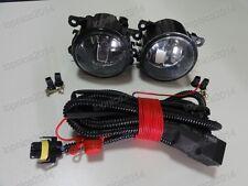 Front Fog Lights / Lamps w/Harness Set For Peugeot 207 307 408 Citroen C4 C5