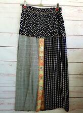 Nothing Matches Skirt Size 1 Long Boho Elastic Waist Hippie