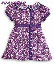 New American Girl Ruthie MEET DRESS Outfit Cecile Marie-Grace Rebecca Samantha