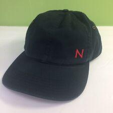Novell Software Vintage Baseball Cap Hat Adjustable Black Used