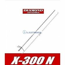 DIAMOND X-300 N ANTENNA DA BASE VERTICALE PER 144/430 800003