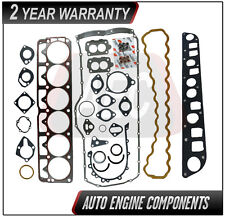Full Gasket Set fits Jeep 4.0L Grand Cherokee Wrangler L6 OHV 94-98 #DFS5114