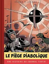 NEUF N° E.P.JACOBS  BLAKE & MORTIMER LE PIÈGE DIABOLIQUE  VERSION JOURNAL TINTIN
