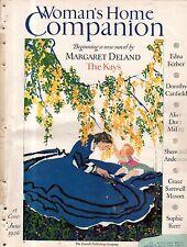 1926 Woman's Home Companion June - Helen Wills tennis; Showboat; Orphan Annie