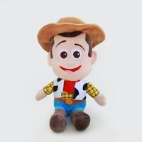 New Toy Story Woody Figure Soft Stuffed plush Toy Doll Kids Light Gift 20cm 7""