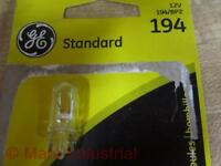 General Electric 194 GE Miniature Lamp Light Bulbs (Pack of 5)