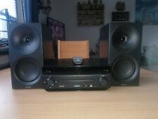 HiFI Anlage Haiser HSR 118 kompakt Bluetooth CD Player  Radio 40 Watt schwarz