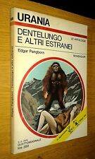 URANIA # 639-EDGAR PANGBORN-DENTELUNGO E ALTRI ESTRANEI-1974-MONDADORI
