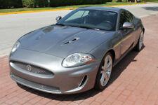"2010 Jaguar XK XKR COUPE 20"" WHEELS NAV/BACKUP CAM LOADED LOOK AT"