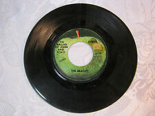 The Ballad of John and Yoko Old brown shoe The Beatles  Vintage 45 record