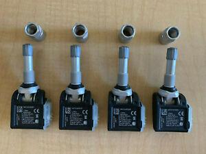 2019-2021 Silverado,Tahoe & GMC Sierra TPM Trailer P/N 84338125 Set of 4 Sensors