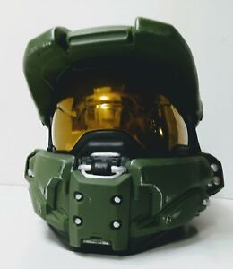 Halo Master Chief Wearable Helmet Full Size Spartan Cosplay Armor Costume