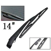 Tailgate Rear Windscreen Wiper Arm Blade For Mitsubishi Lancer Nissan Elgrand