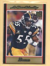 "LaMARR WOODLEY - 2007 Bowman - ""Rookie - GOLD"" - RC #183 - Combined Shipping"
