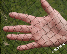 6M Wide x 4M Extra Strong 30gsm Bird Netting for Garden, Pond, Raised Beds, Cage