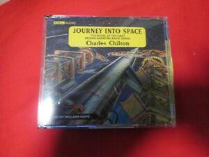 CHARLES CLINTON - JOURNEY INTO SPACE - 6 CD AUDIO BOOK SET - UNABRIDGED