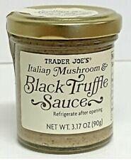 Trader Joe's Italian Mushroom and Black Truffle Sauce