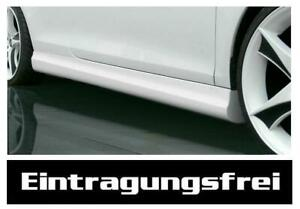 VW Vento Seitenschweller GT Schweller Side Skirts Schwellerleisten