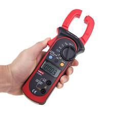 UNI-T UT204A Digital Handheld Clamp Multimeter Tester Voltmeter Ammeter AC DC