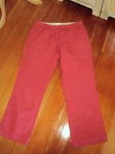 SALE country road coral pants  worn once  8 ( generous )