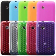 Carcasas de silicona/goma para teléfonos móviles y PDAs Sony