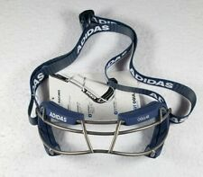 Nwt Adidas Eqt Oqulat Goggles For Lacrosse Bs4316 One Size Navy Blue Msrp $60