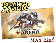 MTGA MTG Arena Code FNM at Home Promo Pack MAY22 - INSTANT EMAIL