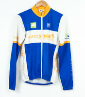 SMS Santini Cycling Jacket Jersey Race Full Zip Size M