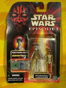 Star Wars - Episode 1 - Ody Mandrell and Otoga 222 Pit Droid