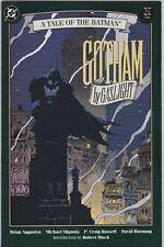 GOTHAM BY GASLIGHT A Tale of the Batman GRAPHIC NOVEL 1989 DC COMICS MIGNOLA ART