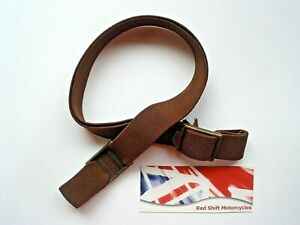 BROWN Deluxe Goggle s ELASTIC STRAP New Replacement for Halcyon Stadium Vintage.