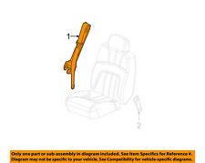GM OEM Front Seat-Belt & Retractor Left 19148782