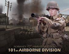 Dragón en sueños hizo 1/6 nos WW II Ryan 101st Airborne ahorro privado Ryan