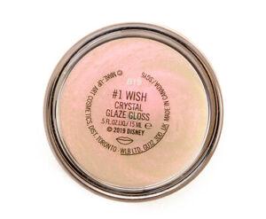 MAC-Aladdin Collection~#1 WISH~Crystal Glaze Lip Gloss~LE- Rare! BNIB GLOBAL