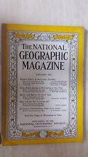 National Geographic- JANUARY 1950: Vol: XCVII,No.1: PEERLESS NEPAL