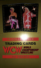 ✅ New WCW Championship Premium 1991 Wrestling Collectors Trading Cards Packs