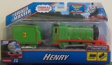 Trackmaster Revolution ~ Henry Engine ~ Thomas & Friends Motorized Railway