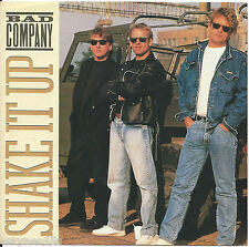 BAD COMPANY * 1988 * PICTURE SLEEVE ONLY * Shake It Up * NO 45 RECORD * NEW