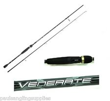 Abu Venerate Next Generation Spin Spinning Fishing Rod 8 ft