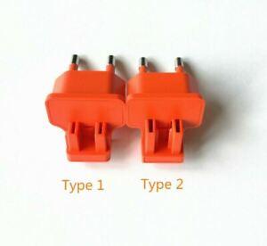 Orange KR/EU European PLUG For JBL 5V 2.3A Home Charger Power AC Adapter Speaker
