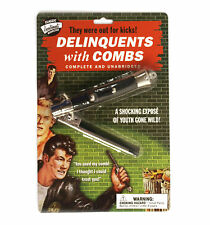 DELINQUENTS With COMBS - The Flick Comb