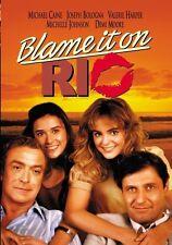 Blame It On Rio (2015, DVD New)