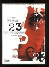 23 Hans-Christian SCHMID Colección Cine Independiente DVD ZONA 2