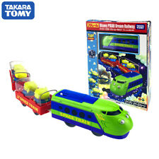 Tomy Disney Dream Railway Plarail Alien Space Train Motorized Set New
