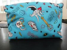 Incredible! Zipper Pouch Bag Make Up Cosmetic Overnight Accessories Crayon