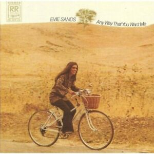 Evie Sands – Any Way That You Want Me     New cd