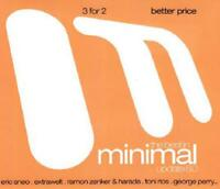 BEST IN MINIMAL 6.0 = Extrawelt/Rios/Sneo/Perry/Solee..=3CD=TECHNO MINIMAL HOUSE