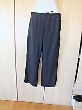 Ralph Lauren Active women's 87%cotton 13%elastane black pants size S